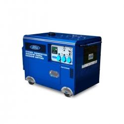 Generador 6.5 KVA Insonorizado Diesel Ford FD7200S