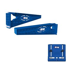 Kit Carpintería Guía de perillas KHI-PULL + Guía de correderas KHI-SLIDE Kreg Kit 12